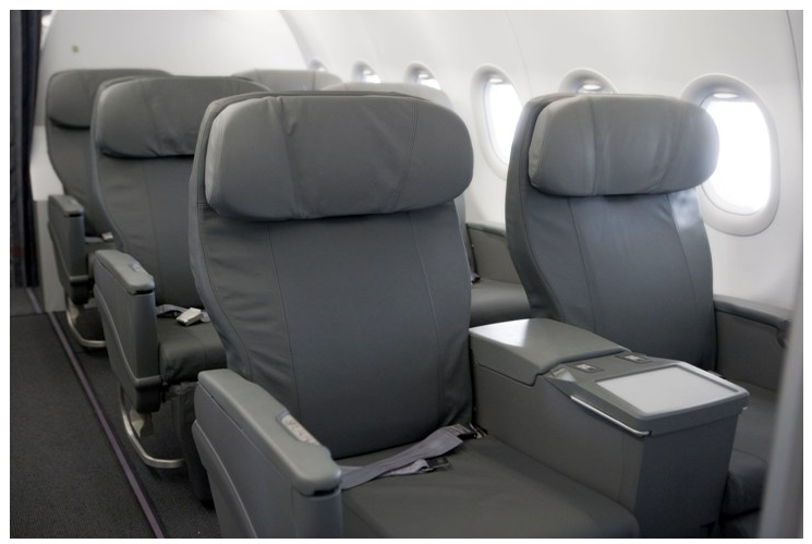 Aegean Business Class Seats And Amenities