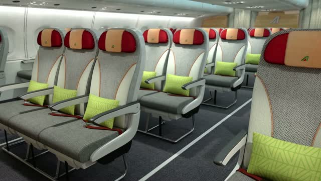 Cheap Business Class on Alitalia Flights Airfare & Review with Images