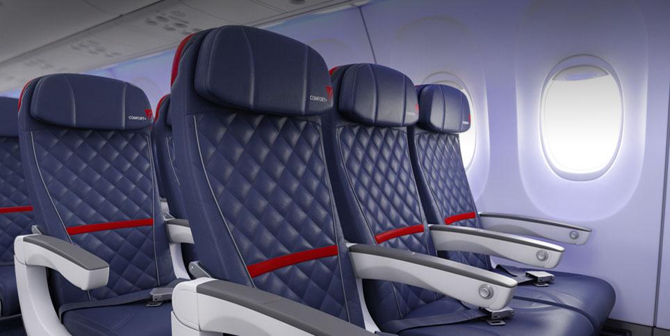 Delta 767-300 economy comfort seats - delta points blog review (2) 3264 x 2448 jpeg 1915 кб