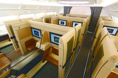 how to find cheap business class airfare