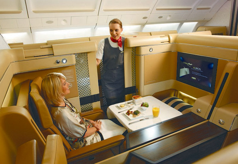 Cheap Business Class on Etihad Airways Flights Airfare & Review ...