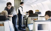 cheap business class seats on Swiss Airways