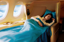cheap business class on Singapore Airlines