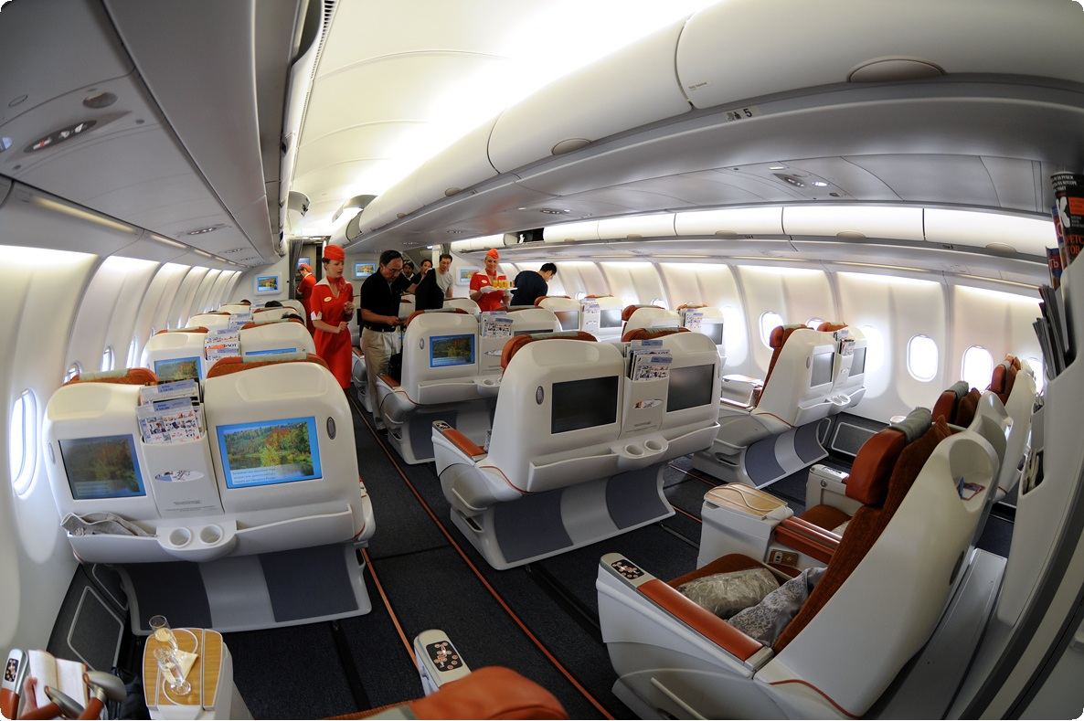Business Cl Seats On Aeroflot More Reviews